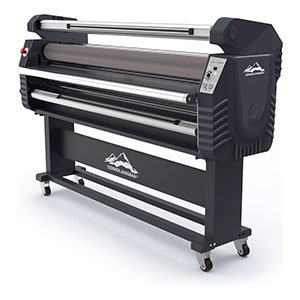 Qomolangma 67in Wide Format Full-auto Electric Hot Laminator
