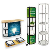 Tower Display Show Cases
