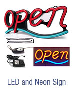 LED and Neon Sign
