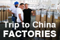 Trip to China Factorie
